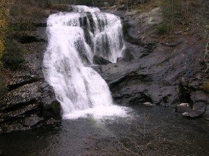 Waterfall in Eastern TN